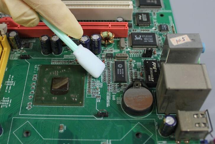circuit board electronic factory pcb special cleaning foam  best 1000ml electronic ultrasonic pcb