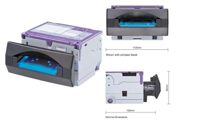 Banknote recognizer, Recharge machine